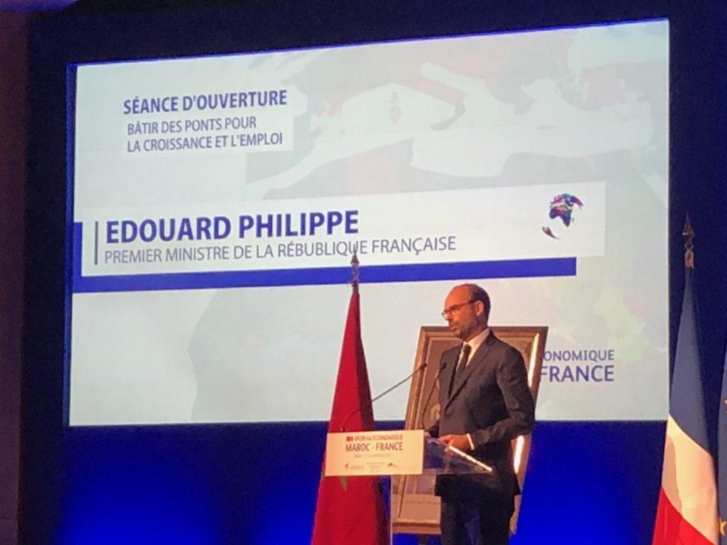 france partenaire économique maroc